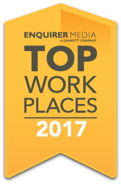 Enquirer Media top workplaces 2017