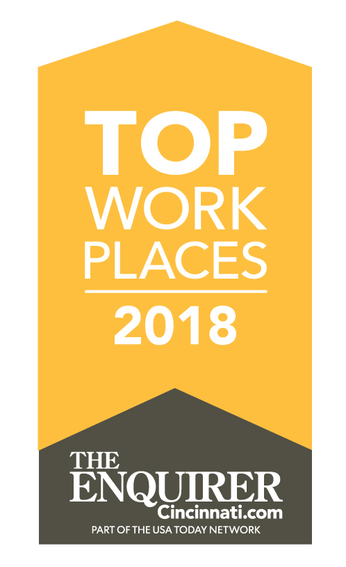 The Enquirer top workplaces 2018